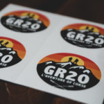 Stickers GR20